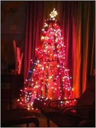 Fresh Janet S DIY Ladder Christmas Tree For The Warehouse Simple Elegant