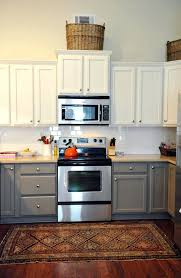 Gray Kitchen Cabinets Colors Painted Kitchen Cabinets Ideas Hitmonster