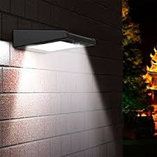 brightest 30 led solar light mulcolor outdoor wireless waterproof
