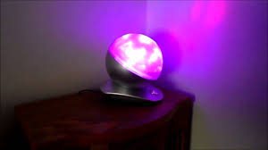 review of laser sphere colour changing l mesmerizing nebula