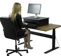 desks standing desk converter reviews workstations jarvis bamboo