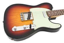 Fender Custom Shop 60s Telecaster Light Relic 3TSB