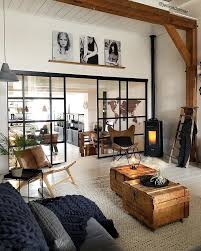 designs ideas industrial living room style stylish 42
