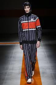 MSGM Fall 2017 Menswear Fashion Show
