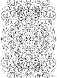 Best Mandalas Images On Coloring Books Mandala Pages Adult Colouring Tips
