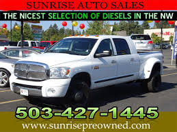 2009 Dodge Ram 3500 Laramie 4X4 4DR Mega Cab 6.3ft Bed For Sale In ...