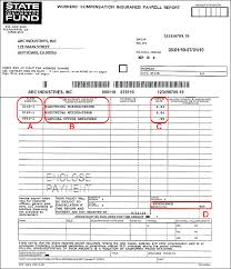 bureau workers comp payroll reporting faqs