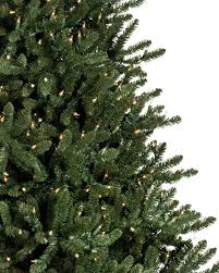 8 Ft Black Artificial Christmas Tree by Adirondack Spruce Artificial Christmas Tree Balsam Hill