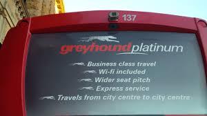 Do Greyhound Australia Buses Have Toilets by Road Worrier Tests Greyhound U0027s U0027platinum Class U0027 Sydney Canberra