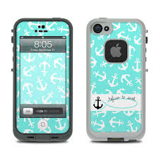 Lifeproof iPhone 5 Case Skin Refuse to Sink by Brooke Boothe