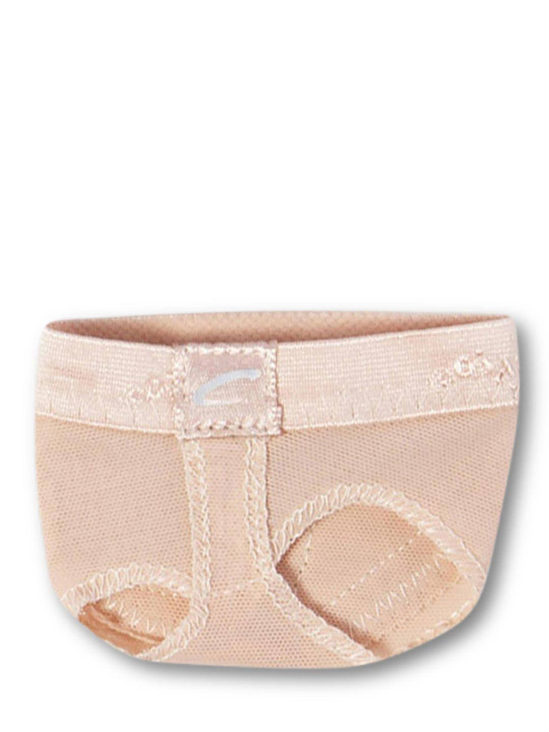 Capezio FootUndeez Ballet Foot Thong - Nude, US8-9