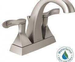 Delta Windemere Bathroom Faucet by Glomorous Linden Single Hole Bathroom Faucet Then Metal Drain
