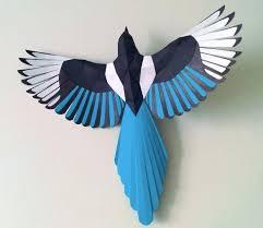 Paper Craft Bird Kids Preschool Crafts Best Ideas About Birds On Template Puppet