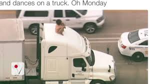 Naked Woman Dances On Top Of Semi Truck, Shuts Down Highway - YouTube Illustration Of A Side And Top View Pickup Truck Royalty Free How To Remove A Trucks Hard Shell Top Or Camper Cheap And Easy Newquay Cornwall Uk April 7 2017 Female Rnli Lifeguard Keeping 8 Custom Accsories You Need Tsa Car Fileman On Of Truck Stacked With Bags Wool Am 869111 Want The Best Resale Value Buy Pro Psbattle This Dog Ptoshopbattles Convert Your Into Camper 6 Steps Pictures 10 Benefits Owning Rv Lifestyle News Tips Overpass Fell Wtf