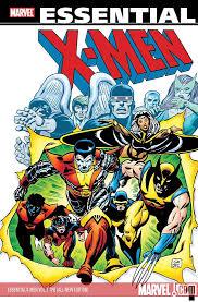 Essential X Men Vol 1 All New Trade Paperback