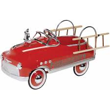Retro Fire Fighter Comet Sedan Pedal Car Classic Replica Vintage ... Antique Hook And Ladder Fire Truck Pedal Car 275 Antiques For Price Guide American Fire Truck Pedal Car Second Half20th Restoration C N Reproductions Inc Instep Riding Toy Hayneedle Childs Red Toy Pedal Car Based On An American Fire Truck Amazoncom Instep Toys Games 60sera Blue Moon Gearbox Vintage Firetruck Cars Pinterest Cars Withrows Body Shop Rare Large Structo Jeep Red Firetruck With Airbags Stuff