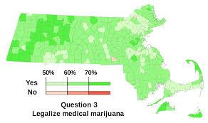 Medical Marijuana Ballot Results From 2012 In Massachusetts