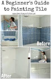 innovation idea can i paint bathroom floor tiles how to refinish