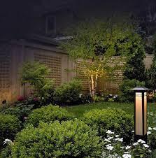 extend your garden enjoyment with led low voltage landscape