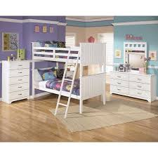 Lulu Bunk Bed Bedroom Set Signature Design by Ashley Furniture