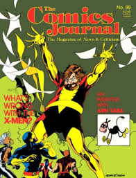 Comics Journal 99 1985