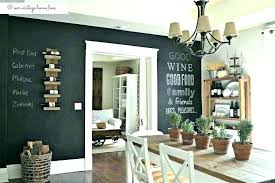 Farmhouse Dining Table Decor Best Of Room Wall Colors Paint Ideas Decorating Modern
