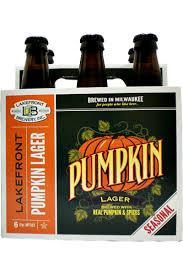 Lakefront Brewery Pumpkin Lager by Pumpkin Beer Archives Best Tasting Spirits Best Tasting Spirits