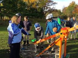 Pumpkin Chunkin Contest Delaware by St Mary Geauga County Maple Leaf