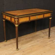 Antique Writing Desks Australia by French Writing Desk In Mahogany And Rosewood 1920s For Sale At Pamono
