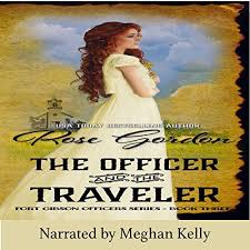 The Officer And Traveler Audiobook Cover Art