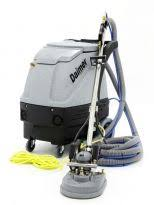 swimming pool tile cleaning equipment with surface cleaners