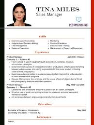 Most Recent Resumes Canre Klonec