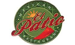 menu online el patio mexican restaurant