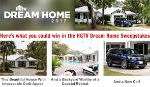 Dream Home 2017 Giveaway Sweepstakes