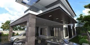 100 Bungalow Design Malaysia Design Horizon Hill Johor Bahrumalaysia Modern