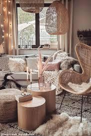 deko nach weihnachten westwing dekor boho wohnzimmer