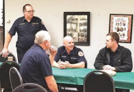 Review Times  Fostoria man reunites with heroes