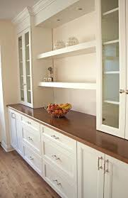 Built In Dining Room Cabinets Storage Ideas Enchanting Wall White