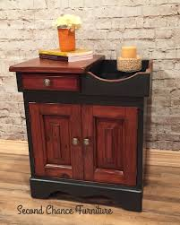 Ethan Allen Painted Dry Sink by Dry Sink Painted In Annie Sloan Chalk Paint Graphite And Black Wax