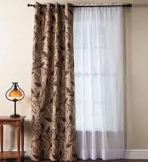 Nicole Miller Home Two Curtain Panels by Sheers With Grommet Curtain Panels