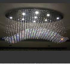 großhandel kristall led wohnzimmer deckenleuchte kreative restaurant beleuchtung mode romantische schlafzimmer le dh532738711 481 86 auf