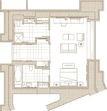 Mgm Grand Floor Plan by Mirage Rooms And Suites