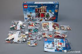 LEGO Creator 10263 Winter Village Fire Station [Review] | The ...