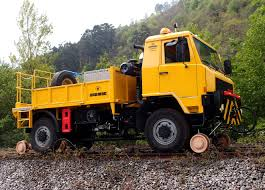 100 Shunting Trucks Uromac TRail SV