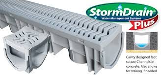 StormDrain Plus Surface Water Drainage Solution