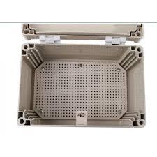 coffret electrique exterieur etanche étanche gris extérieur protection ip 66 abs