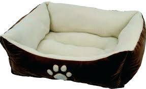 donut bed for dog cat beds heated luxury outdoor petco at walmart