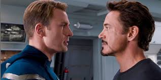 Stony Avengers The Captain America Civil