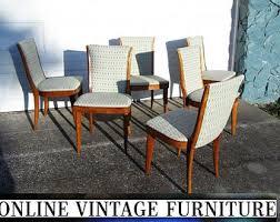 Heywood Wakefield Chairs Antique by Heywood Wakefield 1950s Desk Vanity Vintage Mid Century