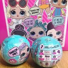 LOL Surprise Dolls 1 Series Wave 2 BIG SISTERS Ball Mermaid Wrap NEW